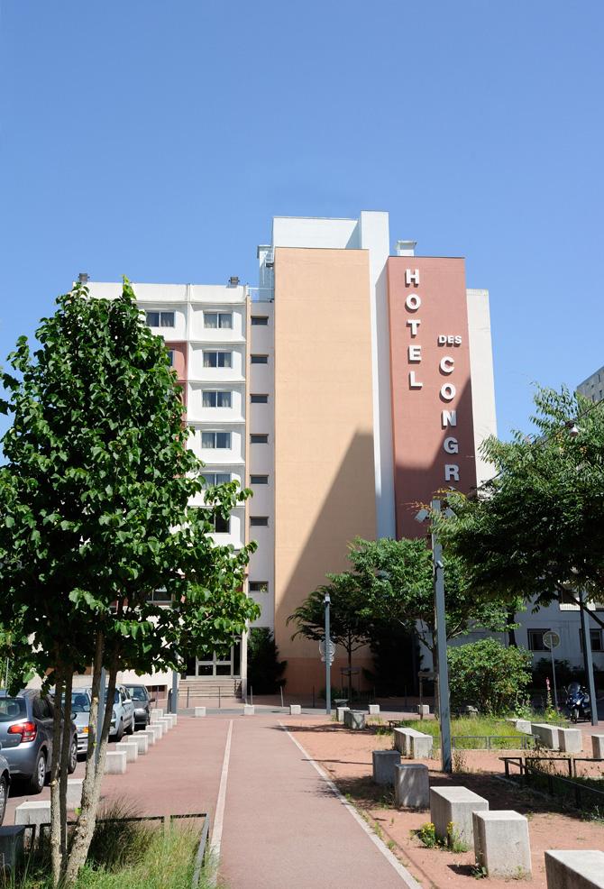 Hotel des Congrès